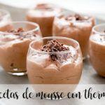40 recetas de Mousse con thermomix