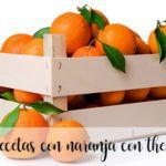 50 recetas con naranja con thermomix