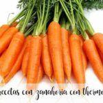 50 Recetas con Zanahoria con Thermomix