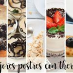 60 mejores postres con thermomix