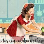 70 recetas con calabacin con Thermomix