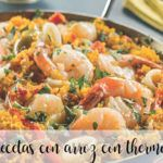 75 recetas con arroz con thermomix