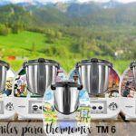 Vinilos para Thermomix TM6