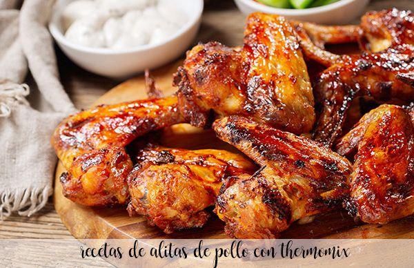 recetas de alitas de pollo con thermomix