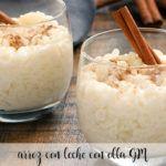 arroz con leche con olla GM