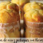 bolos de arroz portugues con thermomix