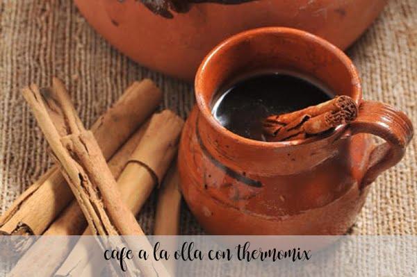 cafe a la olla thermomix