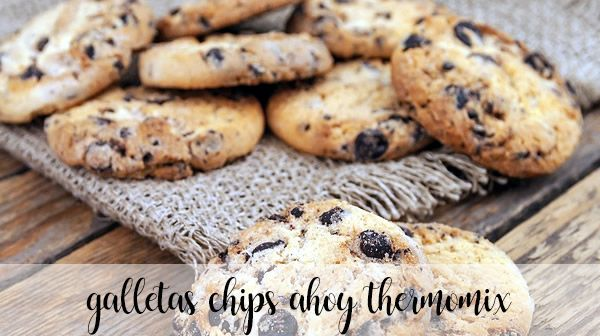 Galletas Chips Ahoy Thermomix