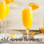coctel mimosa con thermomix
