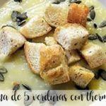 crema 5 verduras thermomix