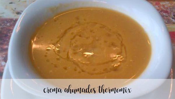 Crema de ahumados con thermomix