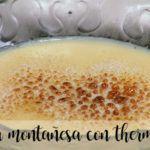 crema montañesa con thermomix