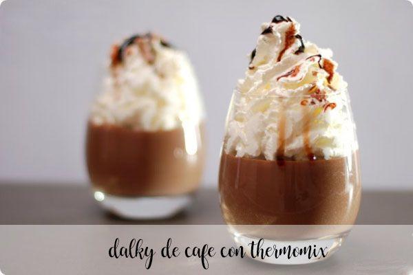 Dalky de café con Thermomix