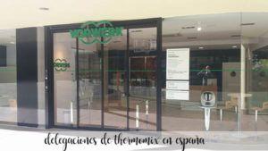 Delegaciones de thermomix en España