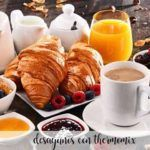desayunos con thermomix