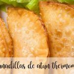Empanadillas de atún con Thermomix