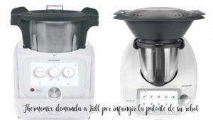 Como afecta la sentencia a los Usuarios del robot de LIDL , Monsieur Cuisine Connect