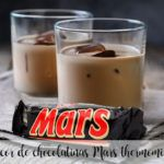 Licor de Chocolatinas Mars con thermomix