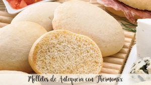 Molletes de Antequera con Thermomix