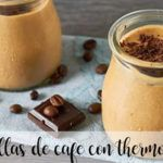 natillas de cafe con thermomix