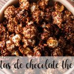 Palomitas de chocolate con thermomix