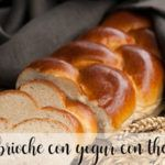 Pan brioche con yogur Thermomix