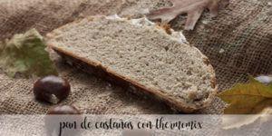 Pan de Castañas con thermomix