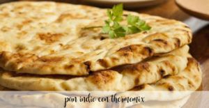 pan indio con thermomix