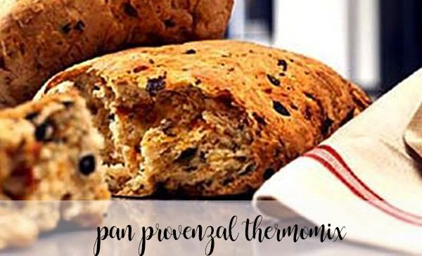 Pan provenzal Thermomix