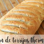 Pan para torrijas con Thermomix