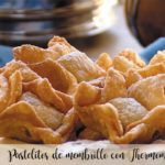 Pastelitos de membrillo con Thermomix