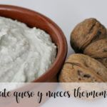 Pate de queso y nueces con thermomix