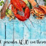 recetas de pescado KETO con thermomix