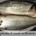 pescados al varoma con thermomix