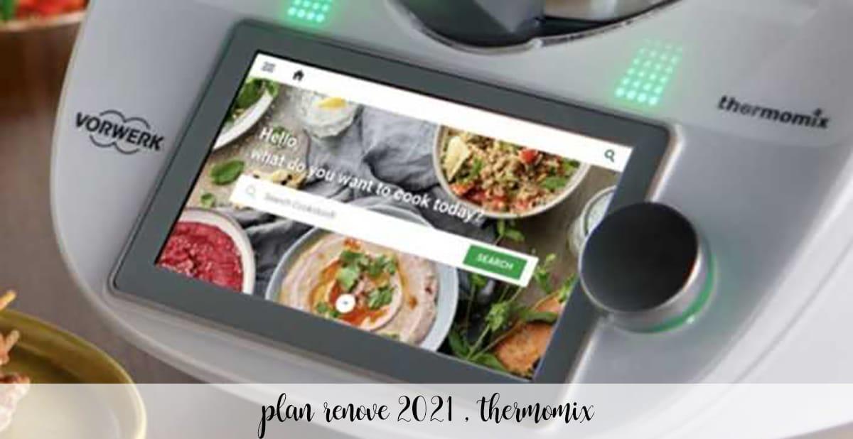 Plan Renove Thermomix 2021, hazte con una nueva TM6