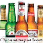 Recetas con cerveza con thermomix