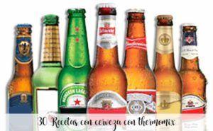 30 Recetas con cerveza con thermomix
