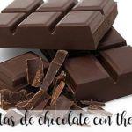 50 postres con chocolate con thermomix