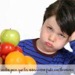recetas para que los niños coman fruta con thermomix