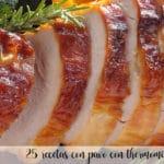 25 recetas de pavo thermomix