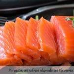 25 recetas con salmon ahumado con thermomix