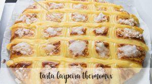 Tarta larpeira gallega con thermomix
