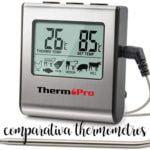 Termometros para cocinar - comparativa