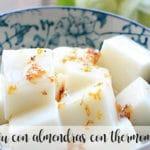 Tofu con Almendras en thermomix