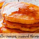 Tortillas canarias de Carnaval Thermomix